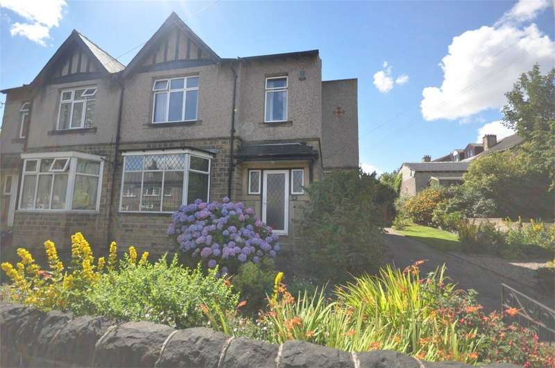 4 Bedrooms Semi Detached House for sale in Park Grove, Greenhead, HUDDERSFIELD, West Yorkshire