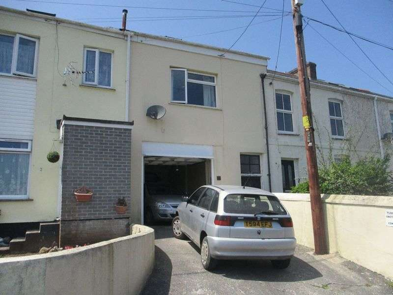 4 Bedrooms Terraced House for sale in Chapel Terrace, St Blazey