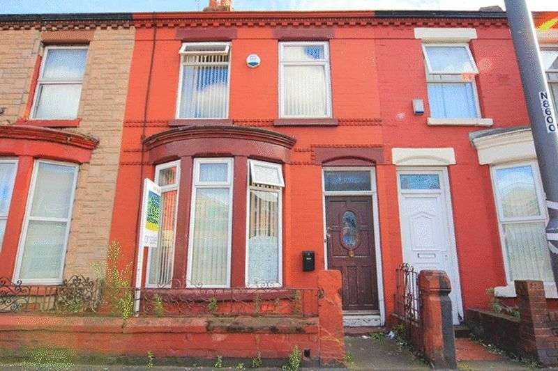 3 Bedrooms Terraced House for sale in Prescot Road, Old Swan, Liverpool, L13