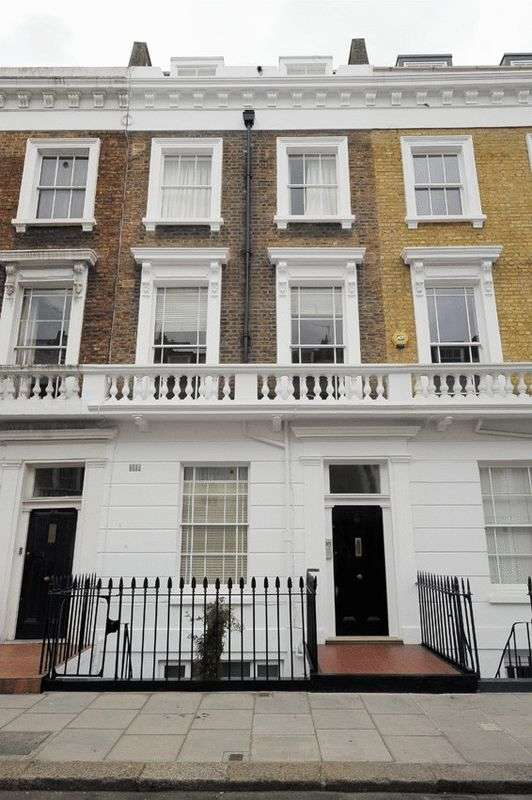 2 Bedrooms Flat for sale in Cambridge Street, London