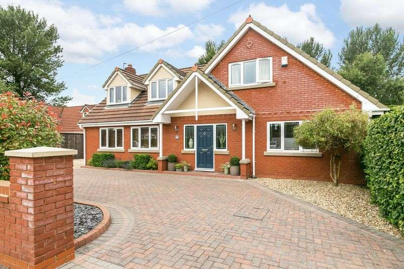 4 Bedrooms Detached House for sale in Nicol Road, Ashton-In-Makerfield, WN4 8LU