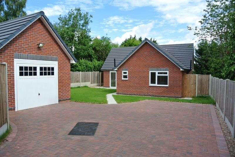 2 Bedrooms Detached Bungalow for sale in Ley Bank, Mansfield