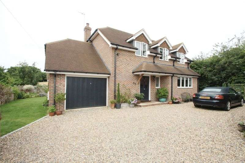 4 Bedrooms Detached House for sale in Bourne Vale, Plaxtol