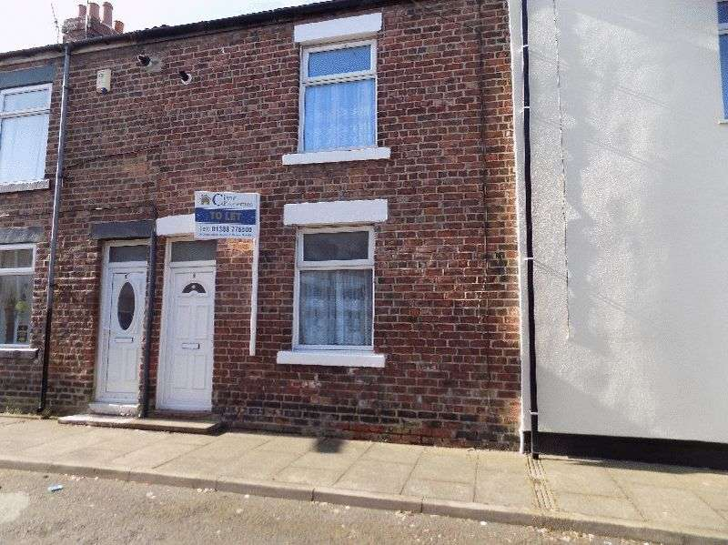 2 Bedrooms Terraced House for sale in Johnson Street, Bishop Auckland