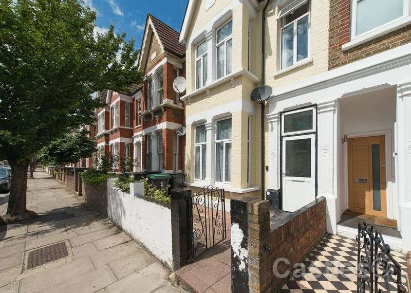 4 Bedrooms Terraced House for sale in Coleraine Road N8
