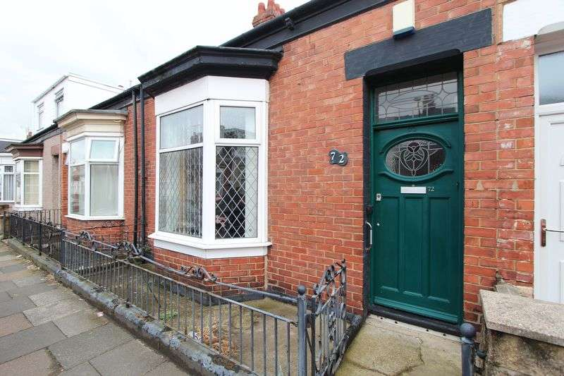 2 Bedrooms Terraced House for sale in Cairo Street, Sunderland