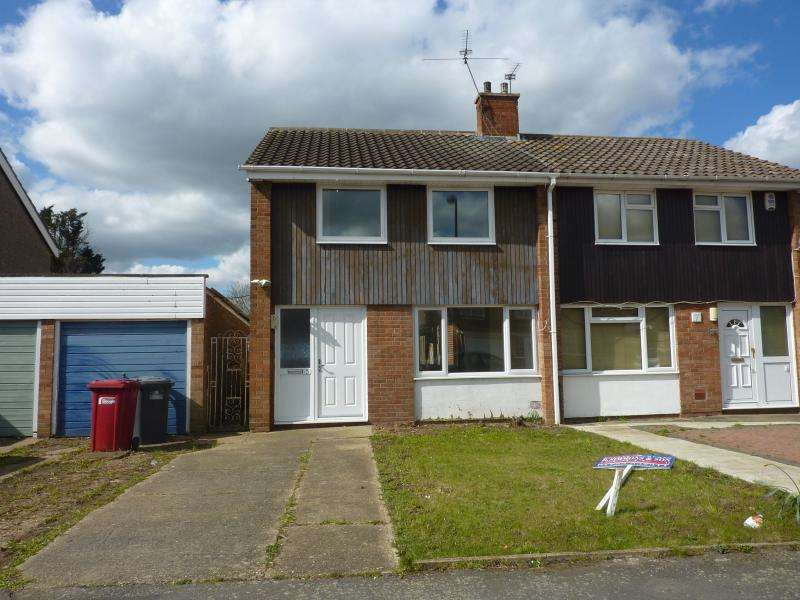 3 Bedrooms Semi Detached House for sale in Windrush Avenue