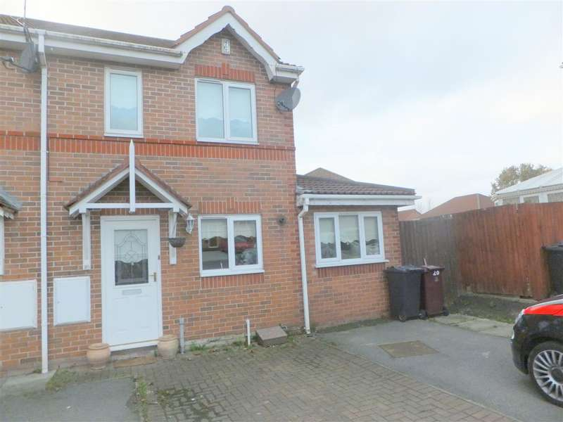 2 Bedrooms Terraced House for sale in Stanwood Gardens, Whiston, Liverpool