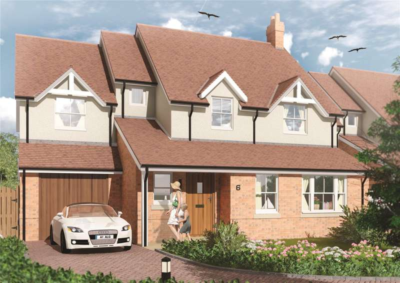 6 Bedrooms Detached House for sale in Hampstead House (Plot 6), The Sidings, Buckingham, Buckinghamshire, MK18