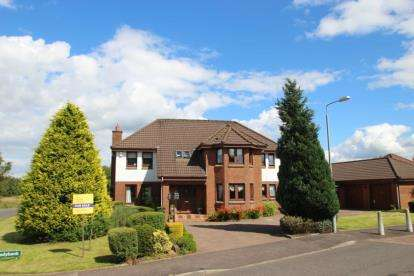 4 Bedrooms Detached House for sale in Ladybank, Westerwood