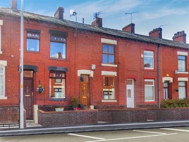 3 Bedrooms Terraced House for sale in Denton Lane, Chadderton, Oldham, Lancashire