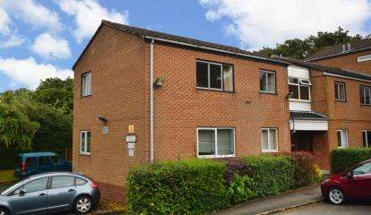 1 Bedroom Flat for sale in Hallam Cliff, 32 Crabtree Lane, Sheffield, South Yorkshire