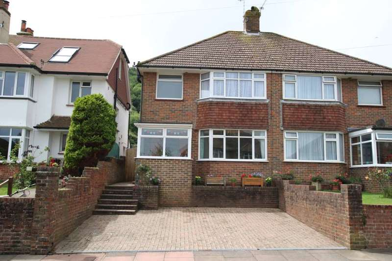 3 Bedrooms Semi Detached House for sale in Manvers Road, Eastbourne, BN20 8HJ