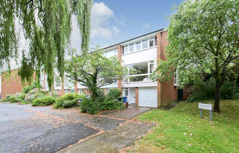 2 Bedrooms Terraced House for sale in Abbotswood Road, London SE22