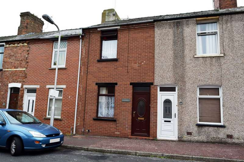 2 Bedrooms Property for sale in Byron Street, Barrow In Furness, Cumbria