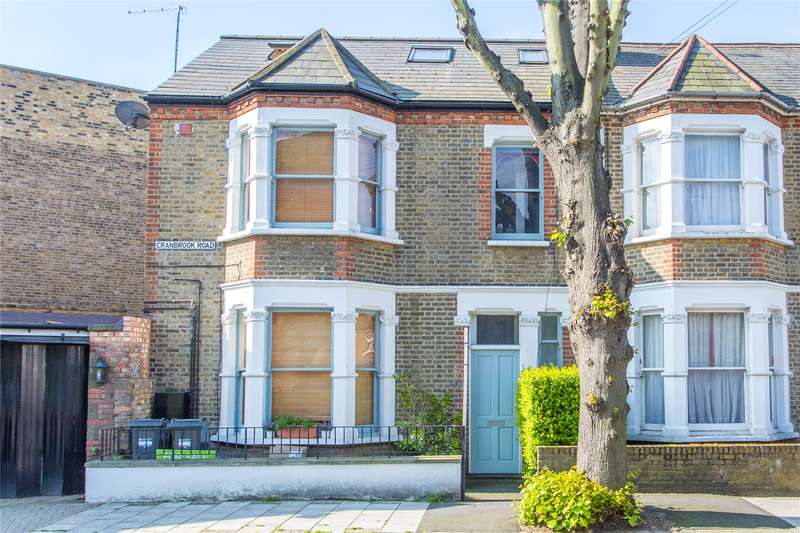 2 Bedrooms Flat for sale in Cranbrook Road, London, W4
