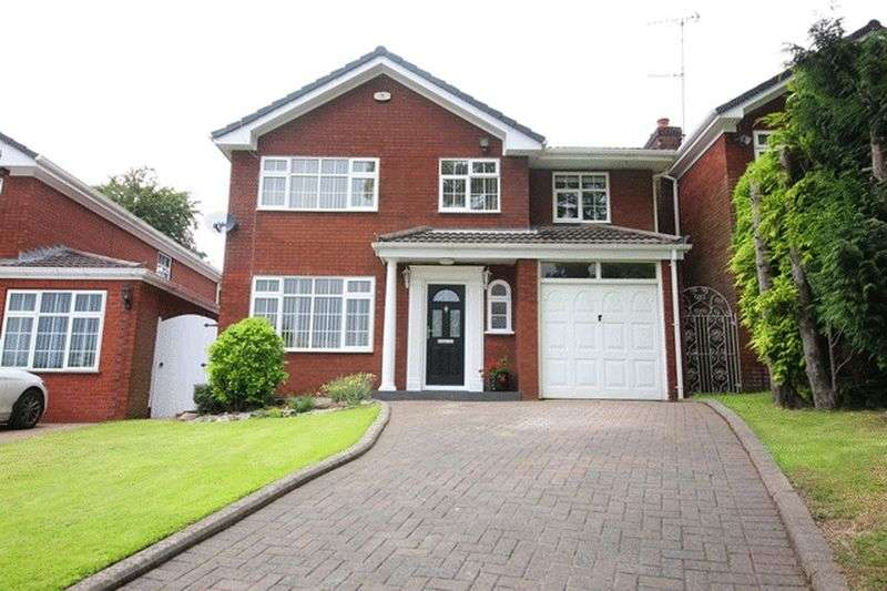4 Bedrooms Detached House for sale in Kenilworth Close, Woolton, Liverpool, L25