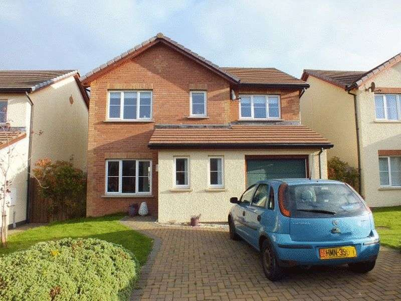 4 Bedrooms Detached House for sale in 3 Campion Close, Peel
