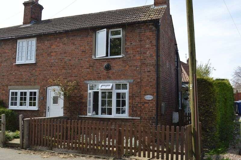 2 Bedrooms Semi Detached House for sale in High Street, Sturton by Stow