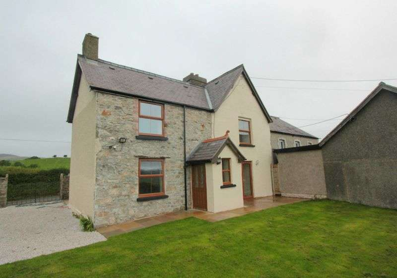 3 Bedrooms Semi Detached House for sale in Derwen, Corwen