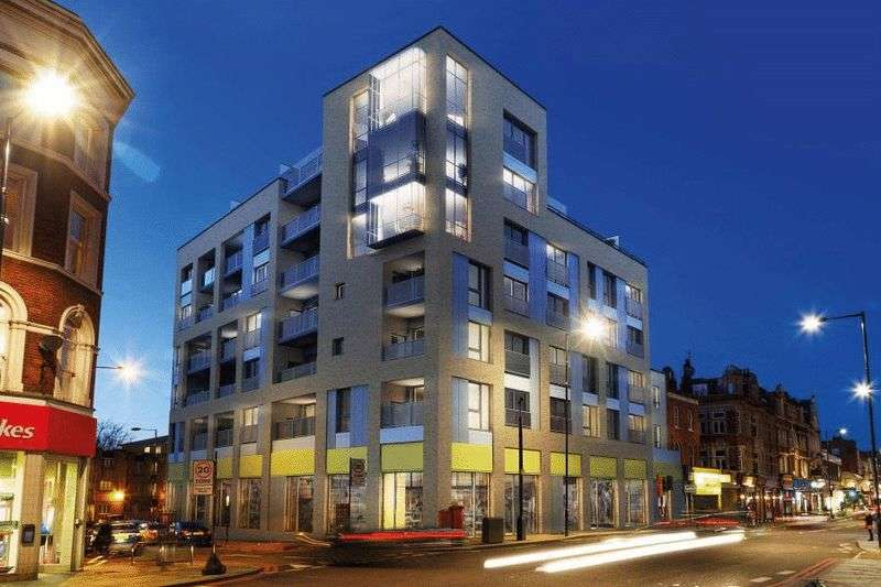 2 Bedrooms Flat for sale in Dalston Curve, Dalston, E8
