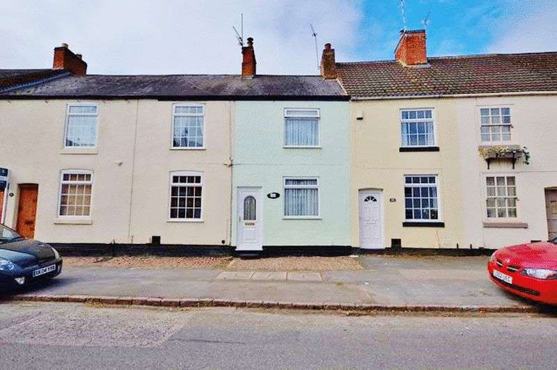 3 Bedrooms Terraced House for sale in Leicester Road, Mountsorrel