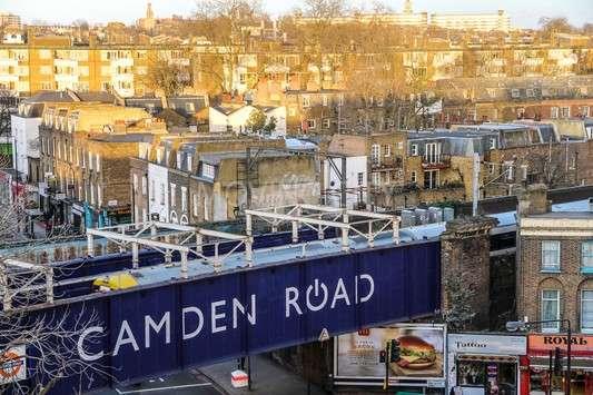2 Bedrooms Flat for sale in Euston Reach, Carlow Street, Camden