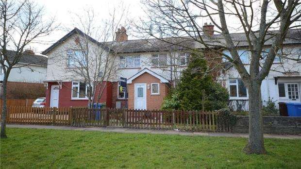 2 Bedrooms Terraced House for sale in Whyte Avenue, Aldershot, Hampshire