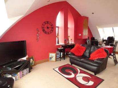 2 Bedrooms Flat for sale in 74 Locking Road, Weston Super Mare