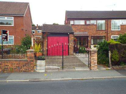 3 Bedrooms Semi Detached House for sale in Hall Lane, Maghull, Liverpool, Merseyside, L31