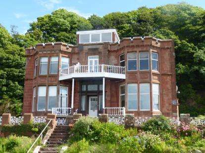 2 Bedrooms Flat for sale in Shore Road, Skelmorlie