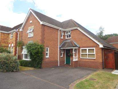 4 Bedrooms Detached House for sale in Camville, Binley, Coventry