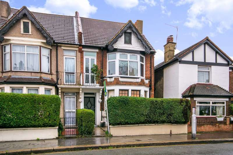2 Bedrooms Flat for sale in Bensham Lane, Croydon, CR0