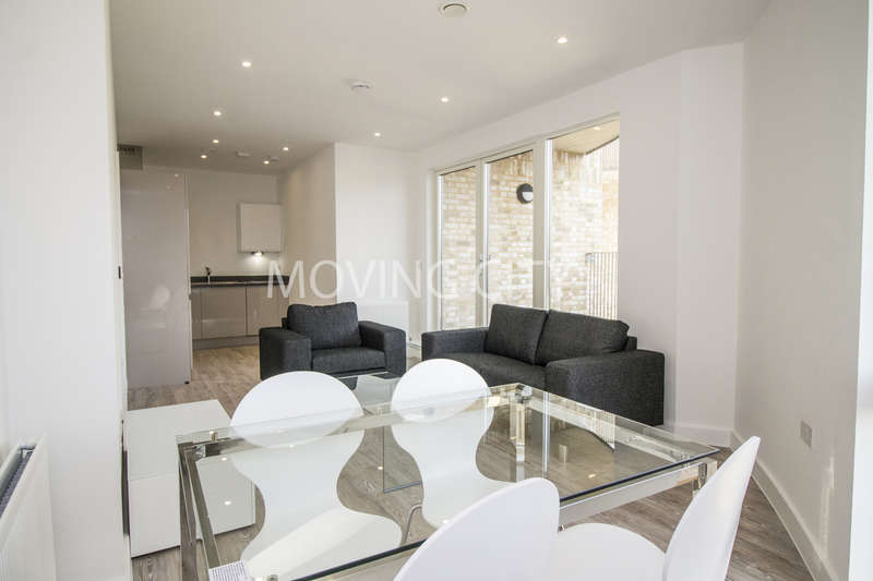1 Bedroom Flat for sale in Camelia Apartments, Spring, Stonebridge