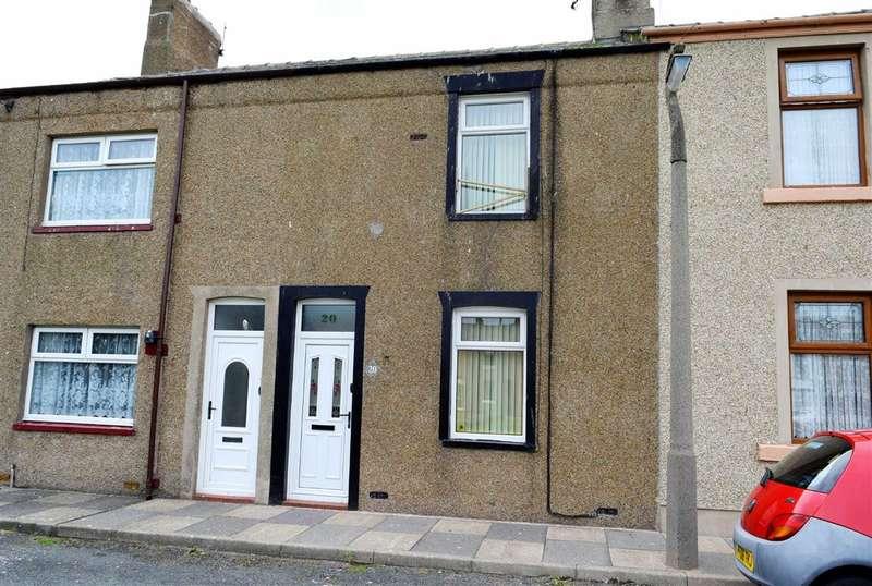 2 Bedrooms Property for sale in Walker Street, Askam In Furness, Cumbria