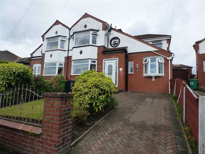 4 Bedrooms Property for sale in Ringcroft Gardens, MOSTON, Manchester, M40