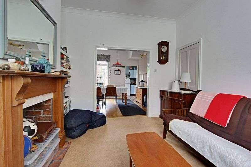 2 Bedrooms Terraced House for sale in Blenheim Street, Hull