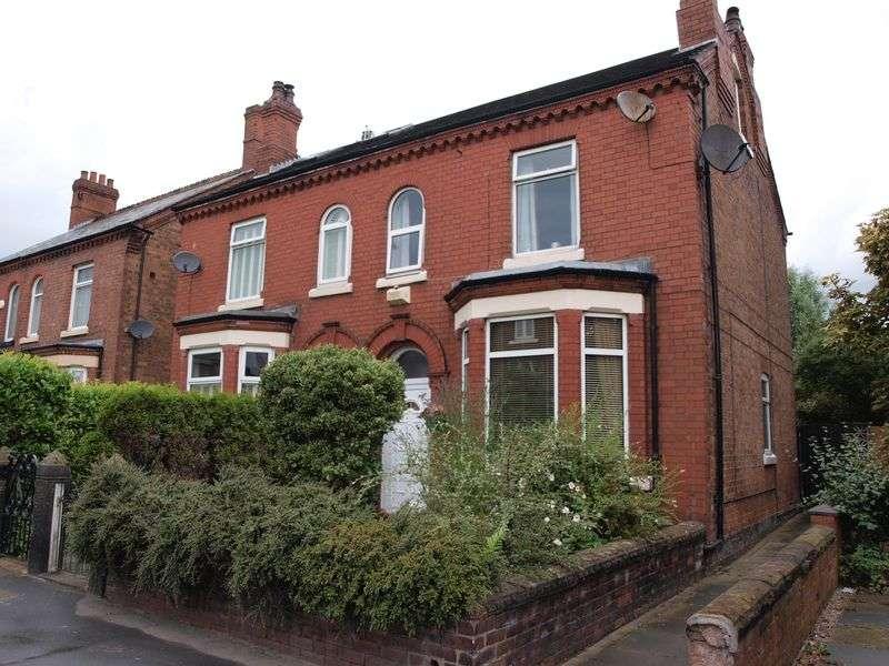 4 Bedrooms Semi Detached House for sale in Winnington Lane, Northwich, CW8 4DE