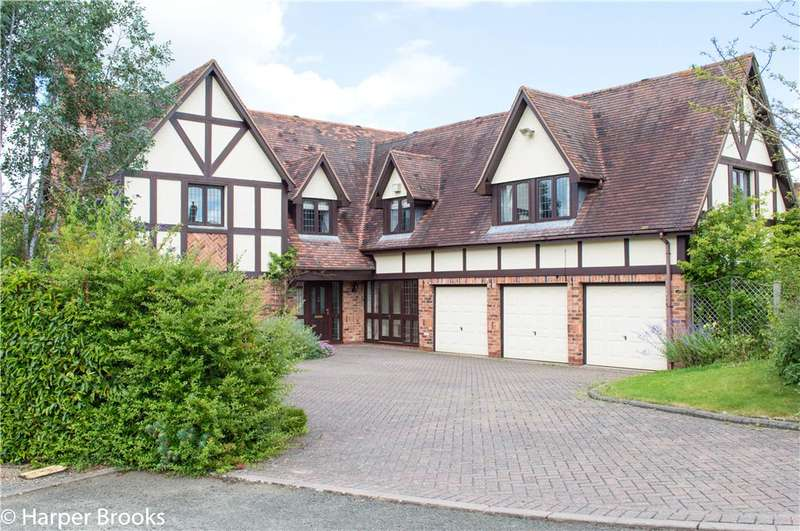 5 Bedrooms Detached House for sale in Dorrells Orchard, Bishampton, Pershore, WR10