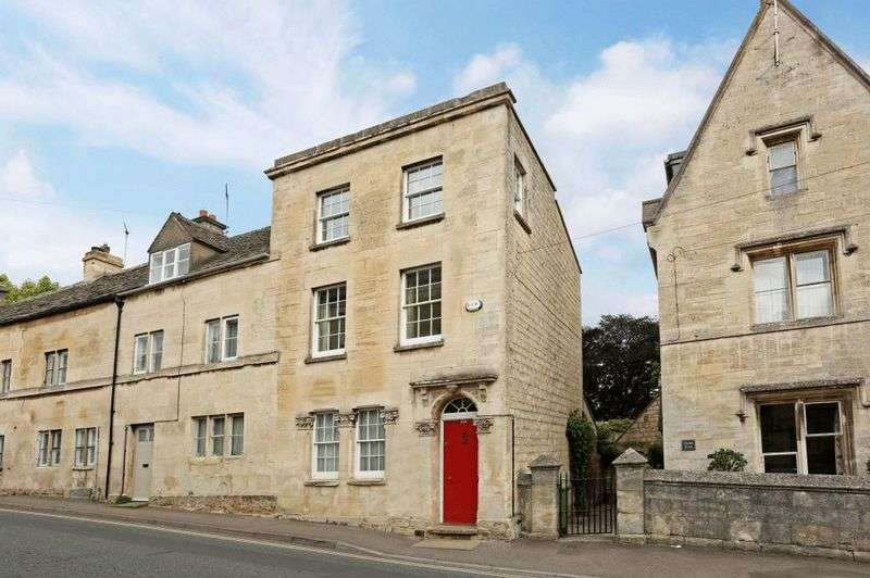 3 Bedrooms Terraced House for sale in Stroud Road, Painswick