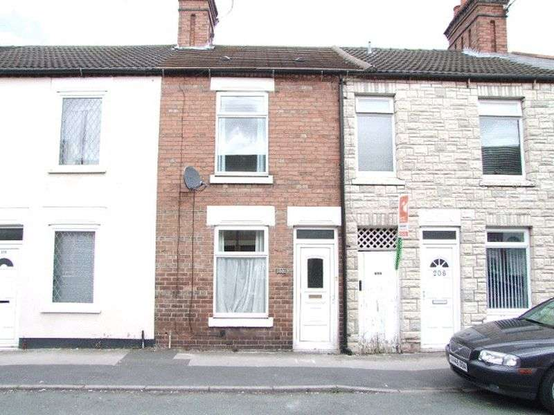 2 Bedrooms Terraced House for sale in All Saints Road, Burton