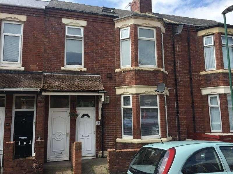 2 Bedrooms Flat for sale in Lyndhurst Street, South Shields