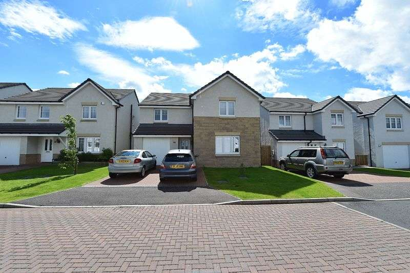 4 Bedrooms Detached House for sale in Thomson Road, Armadale, EH48 3GJ