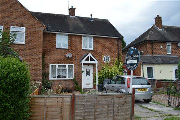 3 Bedrooms Semi Detached House for sale in Colesbourne Road, Solihull, Solihull