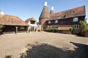 5 Bedrooms Detached House for sale in Cobbarn, Groombridge Lane, Tunbridge Wells, Kent