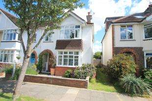 3 Bedrooms End Of Terrace House for sale in Orchard Avenue, Chichester, West Sussex