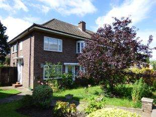 2 Bedrooms Maisonette Flat for sale in Lyconby Gardens, Shirley, Croydon, Surrey