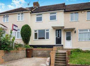 3 Bedrooms Terraced House for sale in Woodstock Road, Rochester, Kent