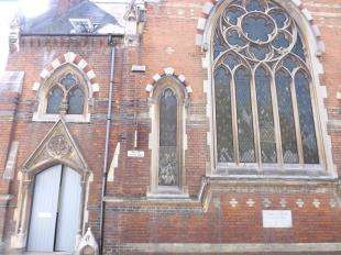 2 Bedrooms Flat for sale in The Old Methodist Church, East Street, Tonbridge, Kent