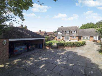 5 Bedrooms Detached House for sale in Cropwell Road, Langar, Nottingham, Ayncurt